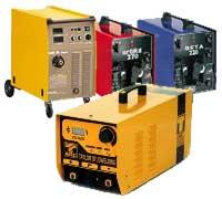 Сварочные трансформаторы, генераторы и инверторы